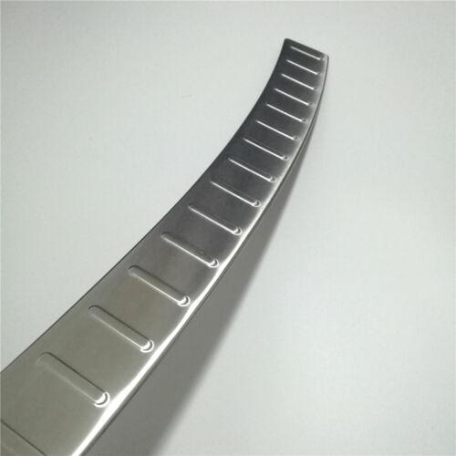 Rear Bumper Protector Sill Scuff Plate for INFINITI FX 35 37 50 FX35 FX37 FX50