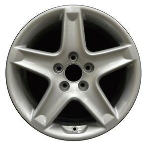 Acura TL Factory OEM Rim Wheel Silver EBay - Rims for acura tl 2006