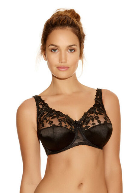 232dc63257 Fantasie Belle 6000 6001 Underwired Non Padded Full Cup Supportive ...