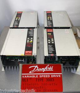 Danfoss Frequency Converter Vlt 3003 175 H 1011 Inverter