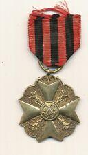 Bronzen Belgische Medaille van de civiele Leopold orde