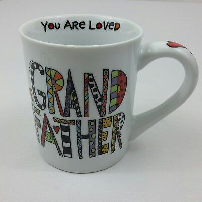 1d80e1df1df Grand Father Lanie Veasey Coffee Tea Mug Cup Our Name is Mud Loved Great