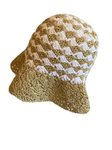 daniele meucci hat Paper Natural White Sun Hat - image 1
