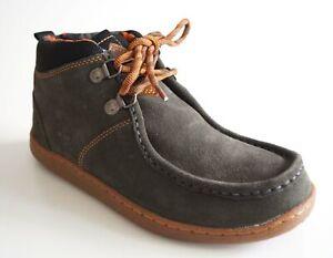 Details zu NEU TIMBERLAND 5917A Earthkeepers Joe E Schuhe Herren Leder Chukka shoes grau