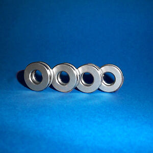 Axial Kugellager 3 x 8 x 3,5 mm 3 Axiallager Drucklager F3-8M