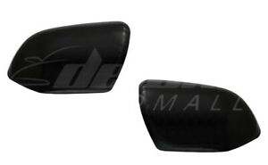Gloss-Black-Mirror-Covers-x-2-FOR-2020-2021-Ford-Explorer-WITHOUT-Turn-Signal