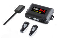 Crimestopper Rs1-g5 Remote Start System - 1 Way 1-button - 2 Remotes - 1500 Ft