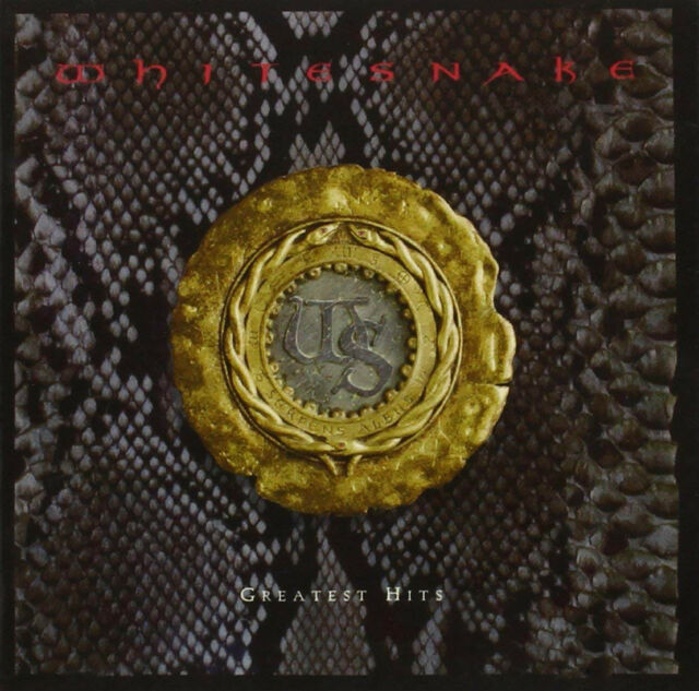 Whitesnake - Whitesnake's Greatest Hits CD (1994) Geffen Records !