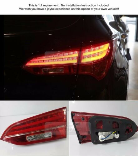OEM Genuine Parts Rear LED Tail Light Lamp RH Inside for HYUNDAI 13-15 Santa Fe