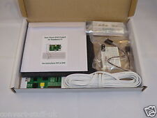 Door/Window Alarm GPIO Project Kit for all Raspberry Pi. Emails Photos to Phone