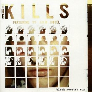 The Kills Black Rooster Ep 10inch Mp3 Vinyl Ep New