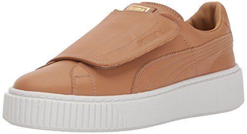 PUMA Womens Basket Platform Strap Wn Sneaker- Sneaker- Sneaker- Select SZ color. 607fc7