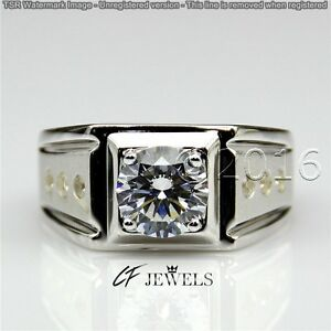 Genuine-1-80CT-Off-White-Yellow-Moissanite-Ring-Wedding-Ring-925-Silver-Ring-A06