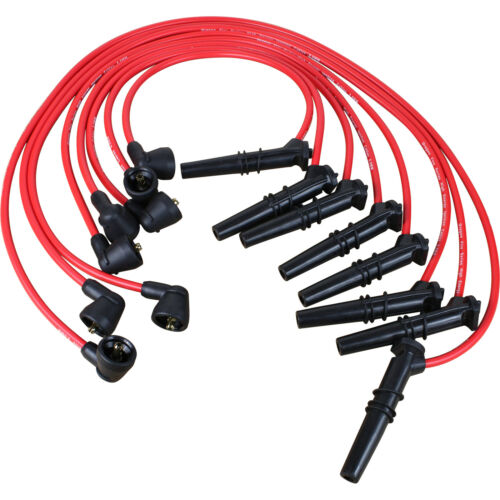 Spark Plug Wire Set 8 Pcs For Ford Lincoln Mercury F-150 F250 V8 4.6L 1996-1999