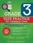 Barron's Core Focus : Grade 3 Test Practice for Common Core by Renee Snyder and Susan Marie Signet (2015, Paperback, Workbook)