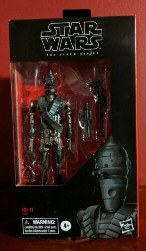 Star Wars The Black Series Battle IG-11 Droid The Mandalorian Best Buy Exclusive