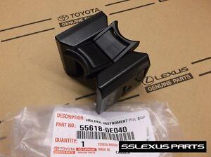NEW GENUINE OEM LEXUS 10-15 RX350 RX450h CUP HOLDER INSERT DIVIDER 55618-48180