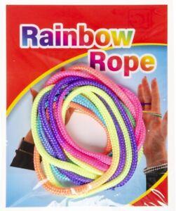 1 Ficelle Casse Tete Rainbow Rope Fais Des Figures Avec Tes Doigts Jeu