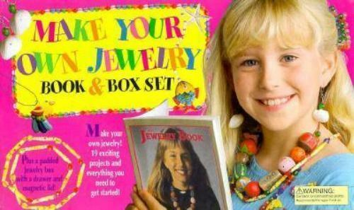Make Your Own Jewelry Book And Box Set by Feldman, Barbara