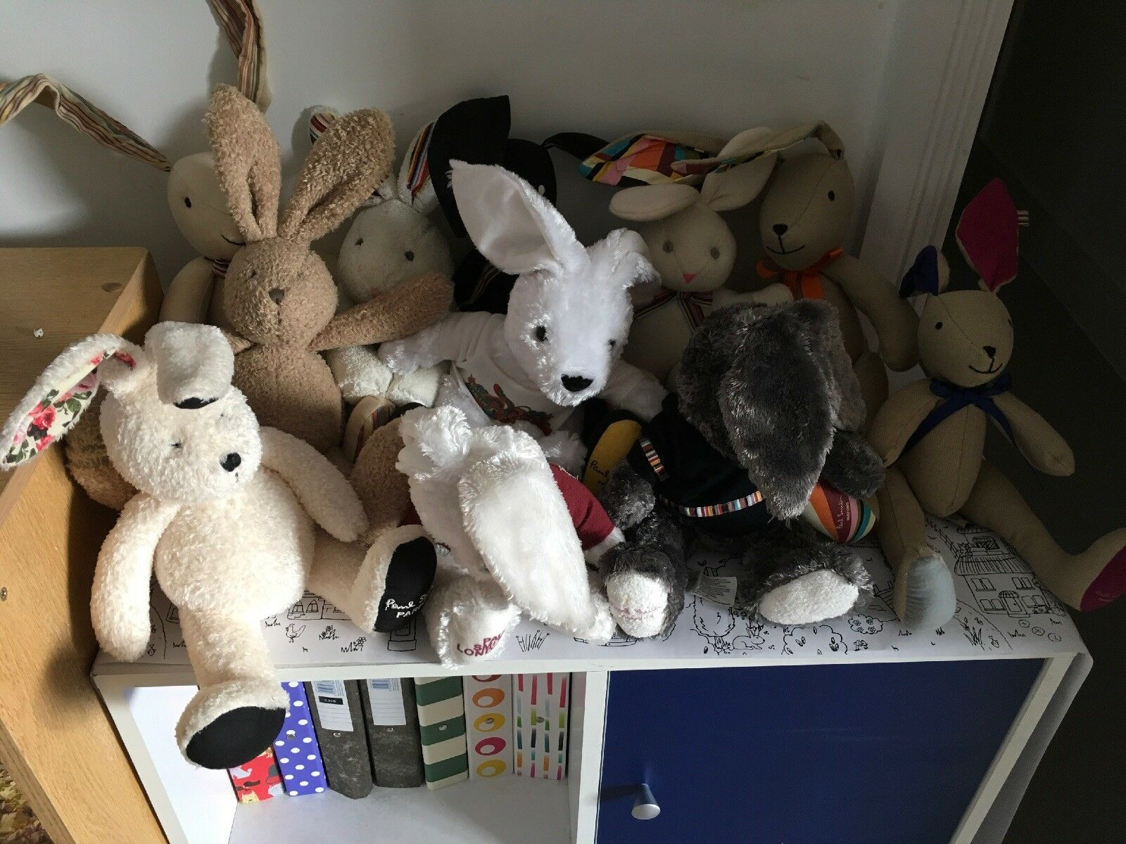 Collection Of Paul Smith Rabbits