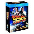 Back To The Future Trilogy (Blu-ray, 2013, 3-Disc Set, Box Set)