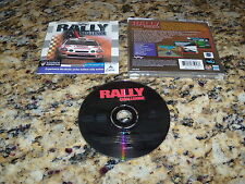 Rally Challenge (PC, 1997) Game Windows