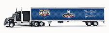 NY Yankees WS 2009 International Lonestar Diecast Truck / Trailer Model 1:64