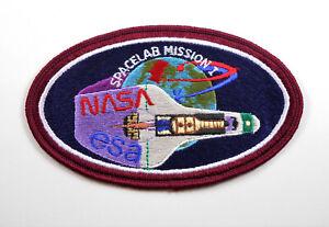 Vintage-AB-Emblem-Spacelab-Mission-Patch-NASA-USA-Mint