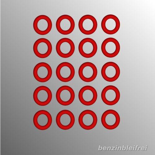 10x 20x 30x 50x 100x Giura O-ring anelli Guarnizione Acqua Tubo Flessibile con spedizione gratuita