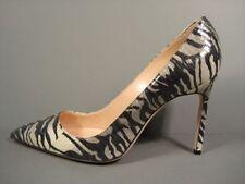 manolo blahnik blue shoes ebay