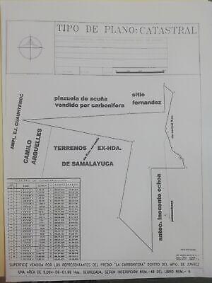 CD JUAREZ ATENCION INVERSIONISTAS TERRENO 9000 HECTAREAS