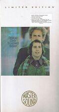 Simon & Garfunkel Bridge Over Trobled Water Mastersound Longbox Gold CD SBM  Neu