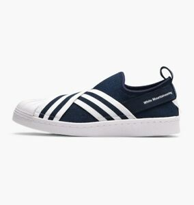 adidas-x-White-Mountaineering-Superstar-Slip-On-PrimeKnit-Sizes-7-11-RRP-130