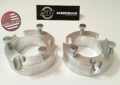 "StreetRays 2.5/"" Front Leveling Spacer Lift Kit 99-06 Toyota Tundra 4WD /& 2WD"