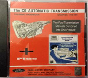 ford galaxie ltd xl 7 litre thunderbird c6 transmission shop manual rh ebay ie Ford Truck Transmission Identification Ford C4 Transmission