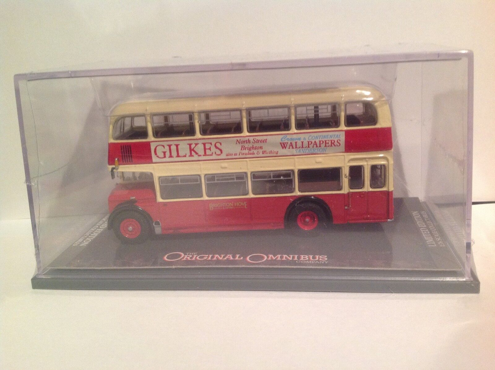 Corgi OM40802 Bristol Bristol Bristol Lodekka FS-Brighton & Hove distrito Ltd ómnibus Co. Ltd. 067d93