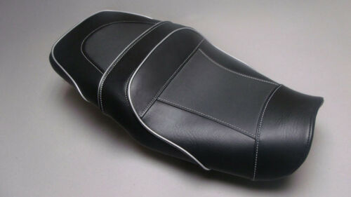 Bezug für Honda CBR 600 F2 91-96 pc 25 Sitzbankbezug Naht Lederwahl GERN-KAUFEN