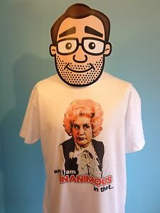 Mollie-Sugden-Mrs-Slocombe-Are-You-Being-Served-T-Shirt