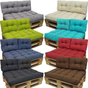 Pallet Cushions Euro Palette Cushion Outdoor Sofa Edition Seat Pad