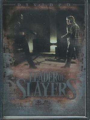 Buffy TVS 10th Anniversary Leader Of Slayers Chase Card L-2
