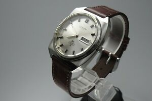 Vintage-1969-JAPAN-SEIKO-LORD-MATIC-WEEKDATER-5606-9030-23Jewels-Automatic