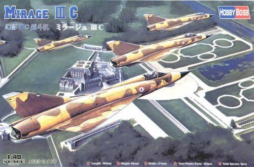 Hobby Boss 1/48 Mirage IIIC # 80315