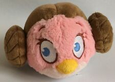 ANGRY BIRDS - STAR WARS - PRINCESS LEIA – SOFT PLUSH TOY