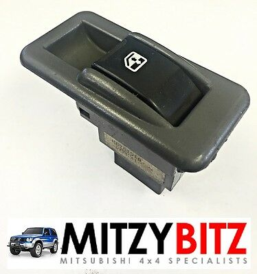 NICE MITSUBISHI PAJERO SHOGUN MK2 91-97 PASSENGER POWER WINDOW WINDOW SWITCH