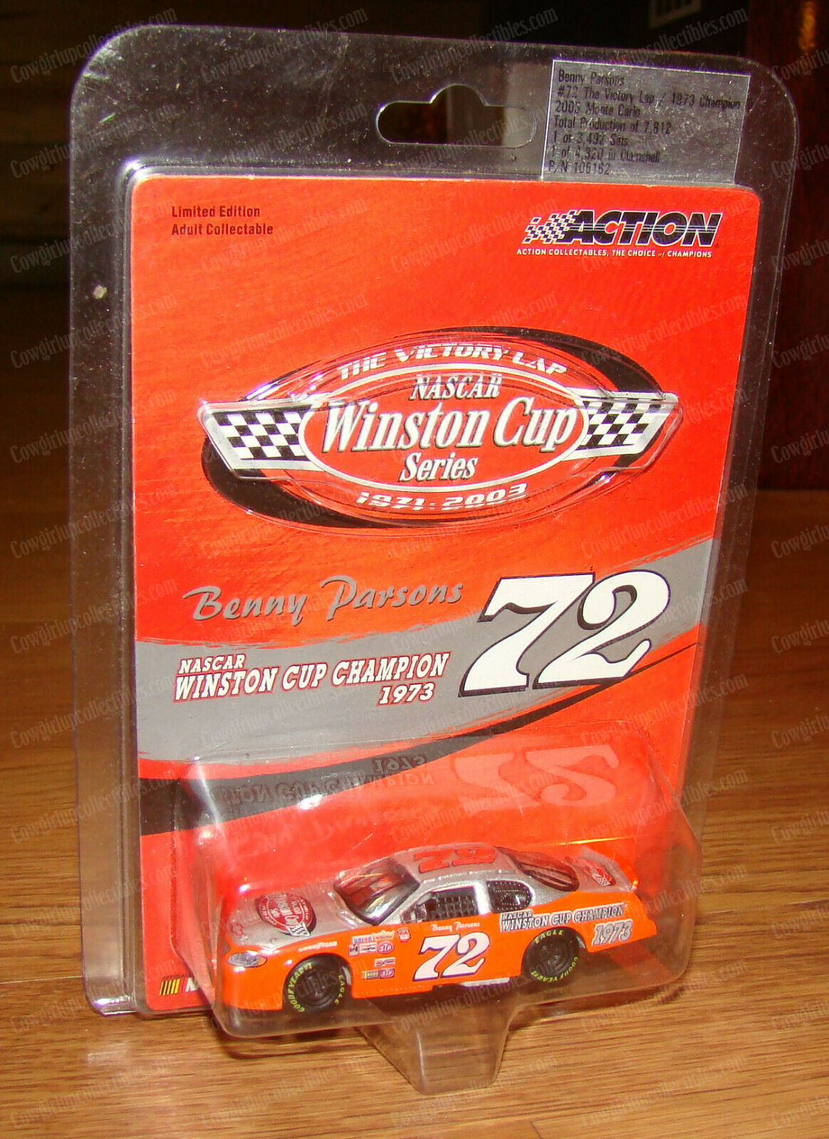 Racing Collectibles#1  1:64 scale NASCARWinston Cup Stock Cars and more