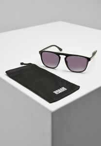Urban Classics Sonnenbrille Sunglasses Mykonos Black/Black