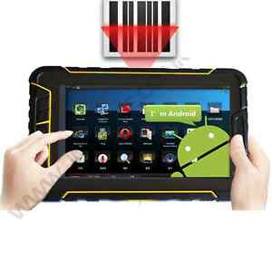 Image Is Loading Rugged Android 5 1 Barcode Scanner Waterproof Ip67