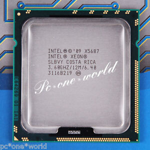 100-OK-SLBVY-Intel-Xeon-X5687-3-6-GHz-Quad-Core-CPU-Processor-LGA-1366-Socket-B