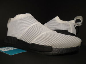 3aad380b82586 ADIDAS NMD CS1 GTX PK GORE-TEX CITY SOCK CREAM WHITE CORE BLACK R1 ...