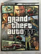 Grand Theft Auto IV Signature Series Guide Brady 2008
